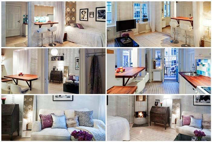 Цікаві інтерєри  50 фото приголомшливих дизайнів квартир 582f6a091f798
